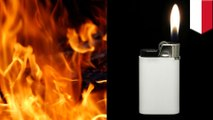 Kronologi kebakaran pabrik mancis di Binjai - TomoNews