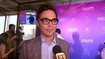 Jim Parsons Says Group Chat With 'Big Bang Theory' Cast Is Still Going Strong! (Exclusive)