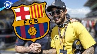 Accord de principe entre Neymar et le Barça, le départ de Rafa Benitez à Newcastle fait jaser
