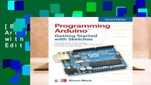 [BEST SELLING]  Programming Arduino: Getting Started with Sketches, Second Edition (Tab)