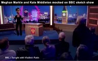 Quand la BBC parodie Meghan Markle