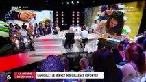 Le monde de Macron: Canicule, le Brevet des collèges reporté ! - 25/06