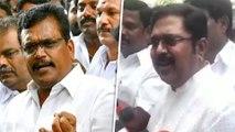 TTV Dinakaran: அமமுகவிலிருந்து தங்கதமிழ்ச் செல்வன் விரைவில் நீக்கப்படுகிறார்: டிடிவி- வீடியோ