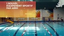 Transformations Olympiques - Paris plus Sportive