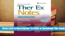 Full E-book Therapeutic Exercise Notes  For Trial