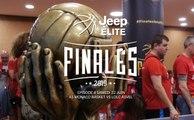Mini-movie Episode 4 des Finales Jeep ELITE