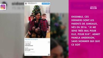 Pamela Anderson et Adil Rami séparés : il l'aurait trompée avec Sidonie Biémont