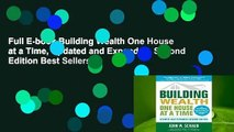 Full E-book Building Wealth One House at a Time, Updated and Expanded, Second Edition Best Sellers