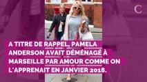 Après sa violente rupture avec Adil Rami, Pamela Anderson pren...