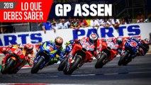 Las claves de MotoGP en Assen 2019