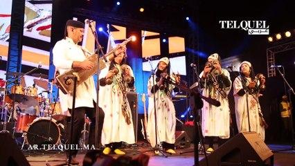 """مهرجان كناوة يحتفي بـ""""ولهان طنجة"""" والقصري """"يجذب"""" في ليلة الختام"""