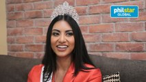 Bb. Pilipinas-Supranational Resham Saeed on her competition in Poland