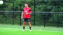 INSIDE |Après deux saisons à Troyes, le milieu offensif breton, Bryan Pelé est de retour sur ses terres