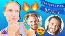 Anastasiya (Les Anges 11) : Qui est le plus beau ? Yoann ? Benji ? Selim ?
