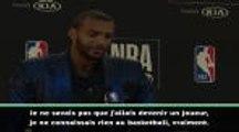 """NBA Awards - Gobert : """"Je n'aurais jamais pensé pouvoir être capable de le faire"""""""