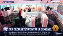 Des femmes protestent contre le sexisme en lançant un hashtag