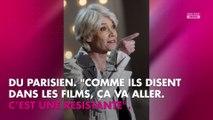 """Françoise Hardy malade et affaiblie, elle traverserait une """"période difficile"""""""