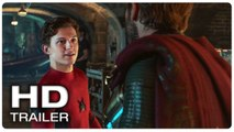 Peter Meets Mysterio Extended Scene - SPIDER MAN FAR FROM HOME (2019) Movie CLIP