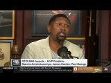 Jalen Rose on 2019 NBA Awards - Zion Williamson says he's ready to be the 'face' of the Pelicans
