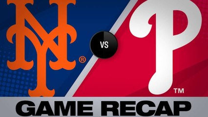 phils offense breaks out in 13 7 win mets phillies game highlights 6 24 19