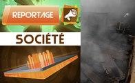 Reportage : Incendie au marché de Port-Bouët