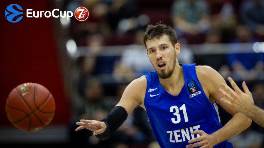 Evgeny Valiev highlights - Zenit St. Petersburg, 2018-19 season.