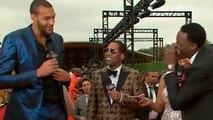 Rudy Gobert - Paskal Siakam interview before 2019 NBA Awards