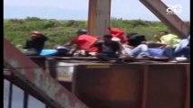 Mexique: Le cliché d'un migrant salvadorien et de sa fille noyés fait le tour du monde