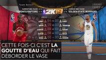 NBA 2K 19 : Des vraies publicités dans le jeu font scandales !