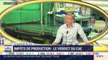"""La question du jour: """"La C3S est l'impôt le plus stupide qui soit"""", Philippe Martin - 25/06"""