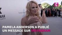 Pamela Anderson et Adil Rami, c'est fini