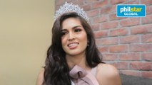 Bb. Pilipinas-Grand International Samantha Ashley Lo on her preparation to Miss Grand International