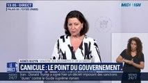 """Agnès Buzyn sur la canicule: """"Nous avons une vigilance accrue auprès des personnes sans domicile fixe"""""""