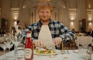 Ed Sheeran's Heinz advert inspired by restaurant visit