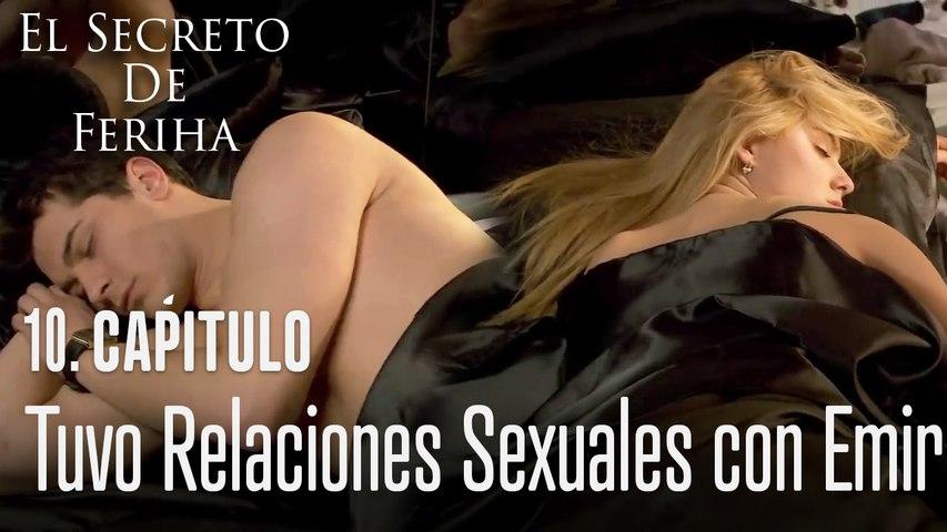 Hande tuvo relaciones sexuales con Emir - El Secreto De Feriha Capítulo 10