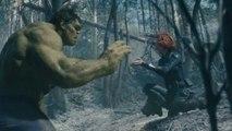Why the Black Widow-Hulk Romance Was Cut?