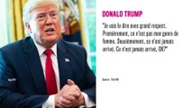 Donald Trump accusé de viol, sa défense lunaire fait enrager la Toile