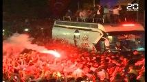 Istanbul: Des scènes de liesse après la victoire du candidat de l'opposition