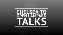Chelsea given permission to speak to Frank Lampard
