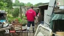 Calvados : des coulées de boue provoquent de nombreux dégâts