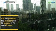 Monsoon to reach Mumbai in two days: IMD