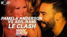 Mouv'13 Actu : Pamela Anderson, Comic Con, MMA