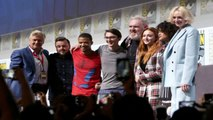 Le casting de Game of Thrones au Comic-Con de San Diego