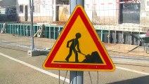 Canicule: «Du courage pour travailler sur les chantiers»