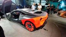BMW Vision M NEXT. L'avenir de la voiture de sport selon BMW