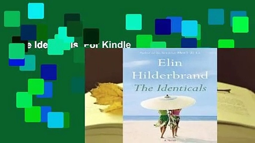 The Identicals  For Kindle