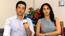 Tusshar Kapoors Rude Reaction On Working For Home Production