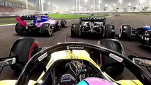 F1 2019 OFFICIAL GAME Bande Annonce de Gameplay
