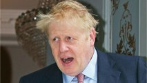 Boris Johnson Is Still Avoiding Questions About Recent Police Visit To His Home