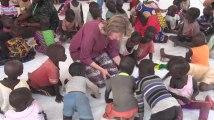 Apparition surprise de la princesse Elisabeth en mission à l'étranger